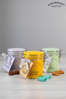 Confectionery Trio by Cartwright & Butler