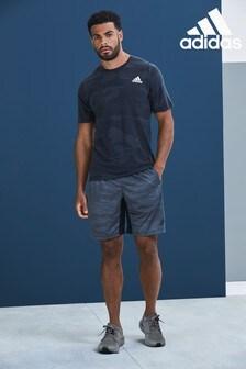 adidas Black Winterized Shorts