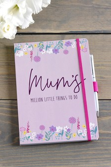 Mother's Day A5 Notebook