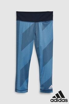 adidas Blue Bold 7/8 Legging