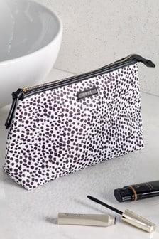 Dalmatian Print Cosmetics Bag