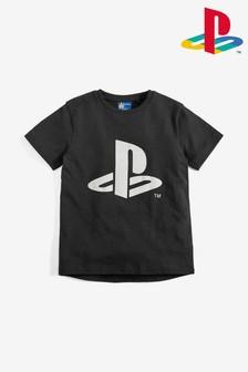 Reflective PlayStation™ T-Shirt (3-16yrs)
