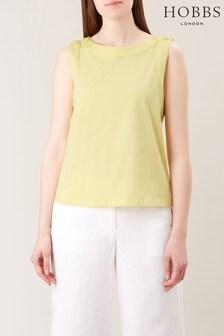 Hobbs Yellow Maddy Vest