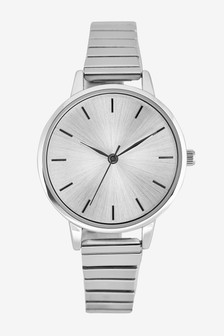 Expander Bracelet Watch