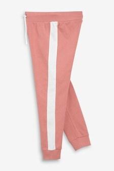 Pantalon de jogging avec rayures latérales (3-16 ans)