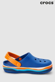 Crocs™ Navy/Orange Crocband™ Clog
