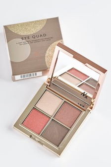 NX Quad Metallic Eye Shadow