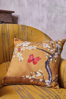 The Chateau by Angel Strawbridge Blossom Digi Cushion