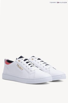 015a1504edebbc Tommy Hilfiger Metallic City Trainer