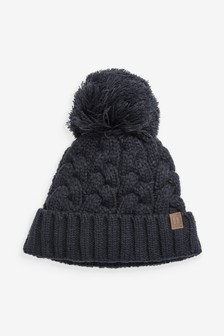 Cable Knit Beanie (Older)
