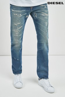 Diesel® Buster Tapered Fit Jeans