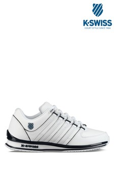 K-Swiss White Rinzler Trainer