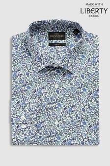 Liberty Fabrics Ava Slim Fit Shirt
