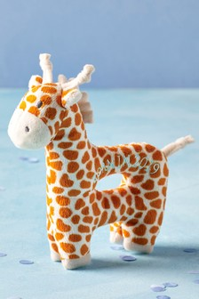 Born In 2019 Giraffe Rattle