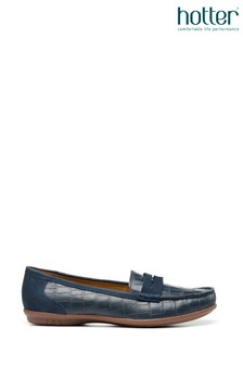 Hotter Hailey Slip-On Loafer Shoes