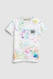 Short Sleeve Splat T-Shirt (3mths-6yrs)