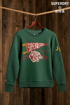 Superdry Track & Field Classic Crew Sweatshirt