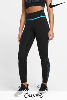 Nike Curve One Graphic 7/8 Leggings