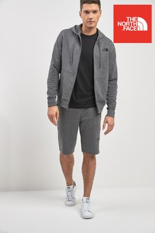 The North Face® Grey Graphic Short
