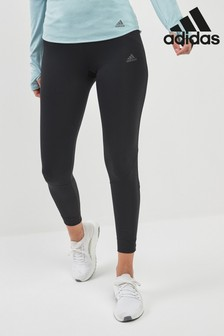 adidas Black Own The Run Leggings