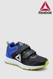 Reebok Run Black/Blue Almotio Junior