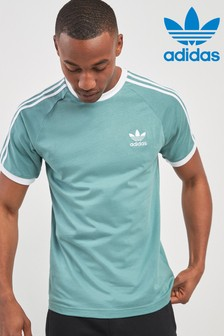 9a1590999582 adidas Originals 3 Stripe California T-Shirt