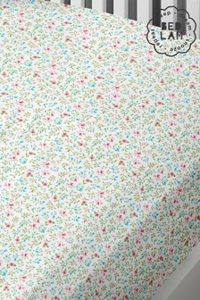 Cheeky Cats Kid's Fitted Sheet by Bedlam