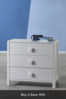 Skye 3 Drawer Chest