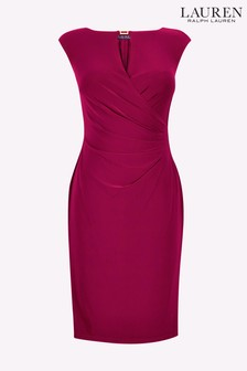 Lauren Ralph Lauren® Bright Orchid Elkana Dress