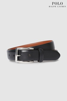 Polo Ralph Lauren Black Formal Belt