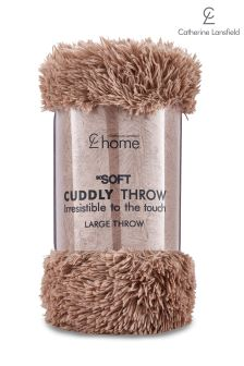 Catherine Lansfield Cuddly Throw