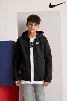 Nike Club Full Zip Hoodie