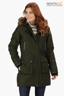 Regatta Kimberley Walsh Edit Safiyya Waterproof And Breathable Insulated Coat