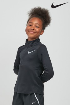Nike Long Sleeve 1/2 Zip Running Top