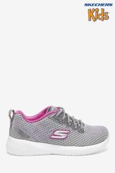 Skechers® Bob Squad Glitter Charm Trainers