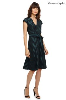 Phase Eight Ever Green Evelyn Dress