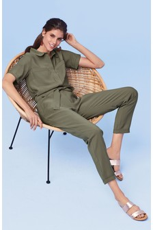 Soft Utility Boilersuit