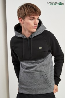 Lacoste® Sport Colourblock Zip Through Hoody