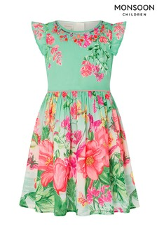 Monsoon Farrah Flower Dress