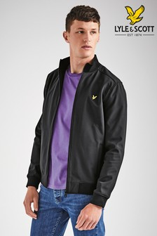 Lyle & Scott Zip Through Track Jacket