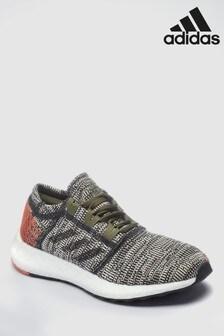 Baskets adidas Run PureBoost Go Youth grises