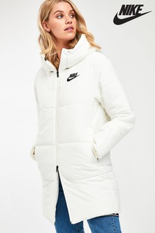 Nike Synthetic Filled Parka