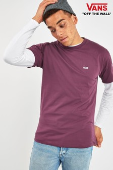 Vans Small Logo T-Shirt