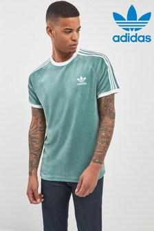 adidas Originals 3 Stripe Cosy T-Shirt