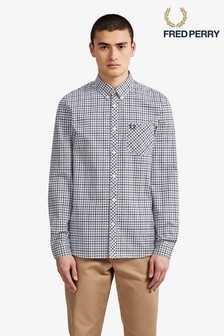 Fred Perry Four Colour Gingham Shirt