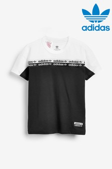 adidas Originals Black/White R.Y.V T-Shirt
