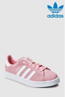 adidas Originals Pink Campus Junior