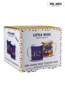 Little Miss Girl Gang Heat Change Mug