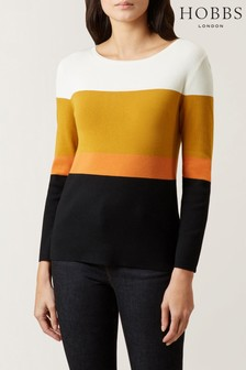 Hobbs Black Alice Sweater