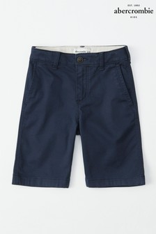 Abercrombie & Fitch Navy Short